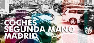 coches segunda mano en madrid