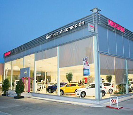 Gamboa Automoción - Nissan 5