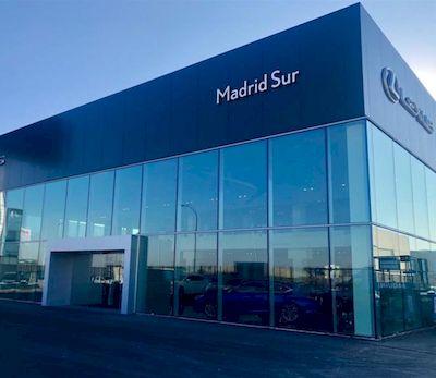 Lexus Madrid Sur ciudad del automóvil madrid