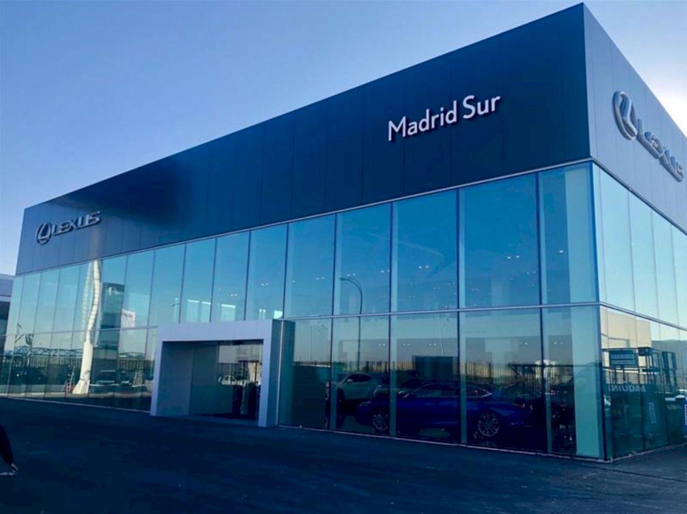 Lexus Madrid Sur 1