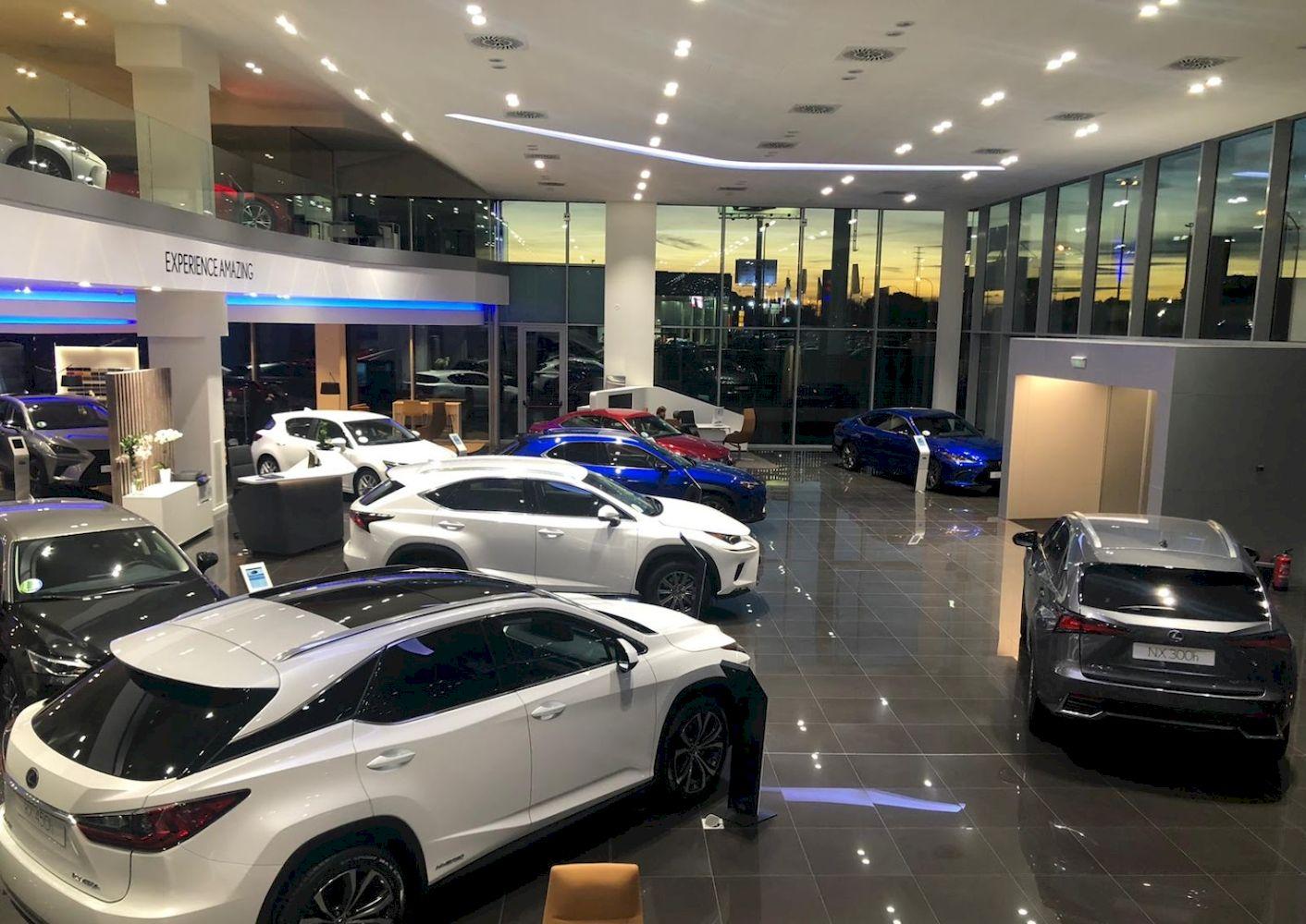 Lexus Madrid Sur 3