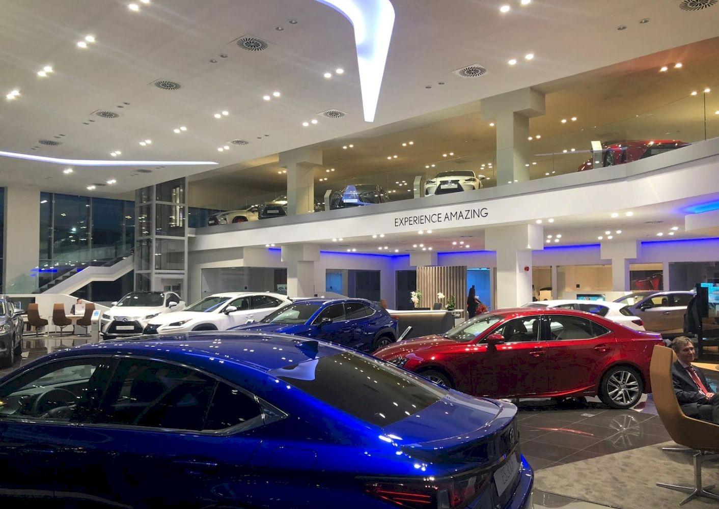 Lexus Madrid Sur 4