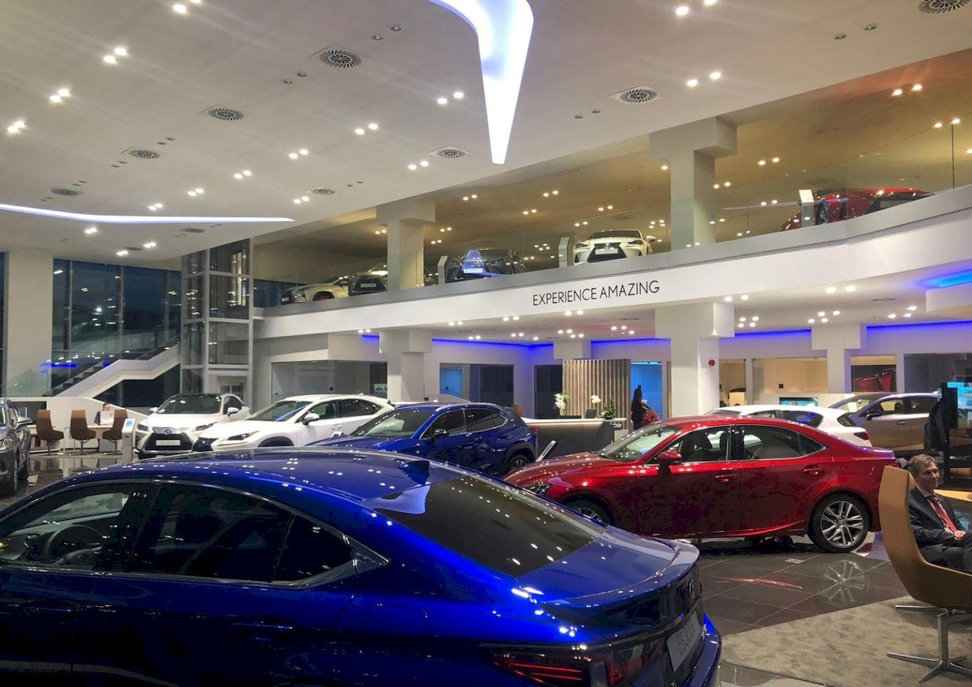 Lexus Madrid Sur 6