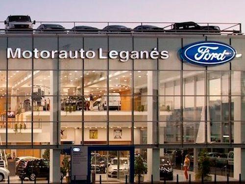 MOTORAUTO LEGANÉS - FORD 1