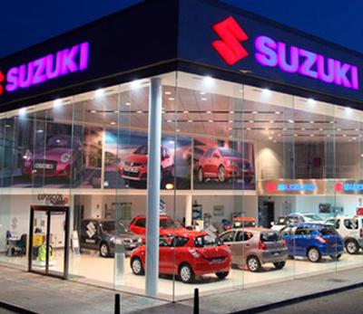 suzuki madrid ciudad del automóvil madrid