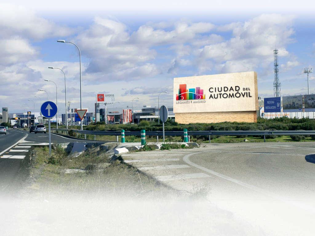 Ciudad del Automóvil 2