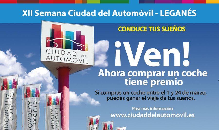 XII Semana Ciudad del Automóvil de Leganés
