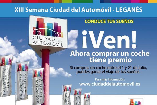 XIII Semana Ciudad del Automóvil de Leganés