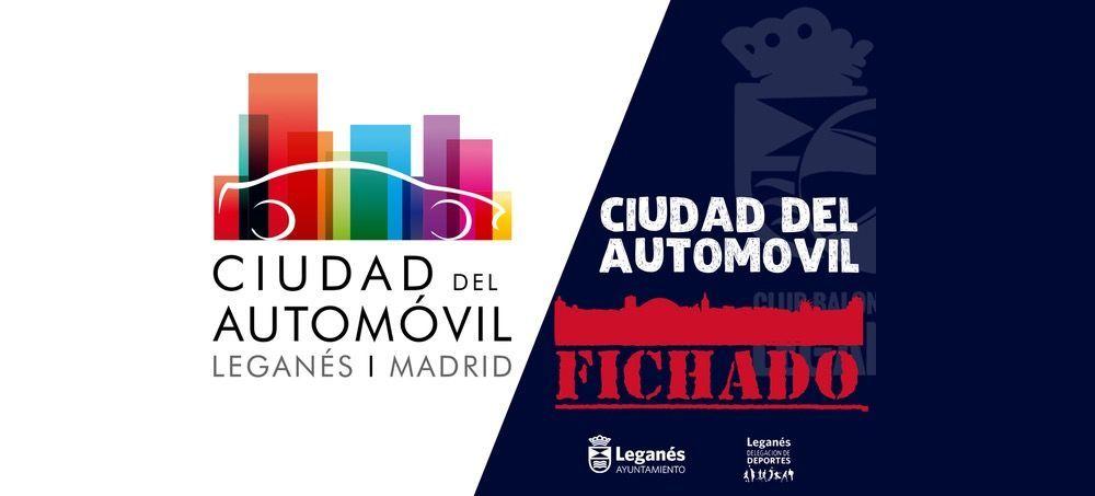 Ciudad del Automóvil patrocina al Club de Baloncesto Leganés en la temporada 2019-2020