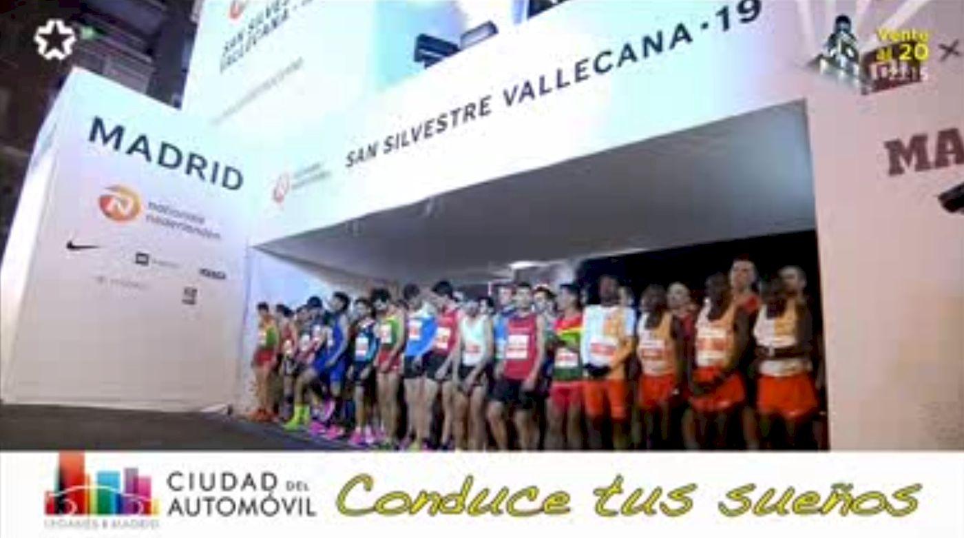 Presencia publicitaria en la San Silvestre Vallecana 2019