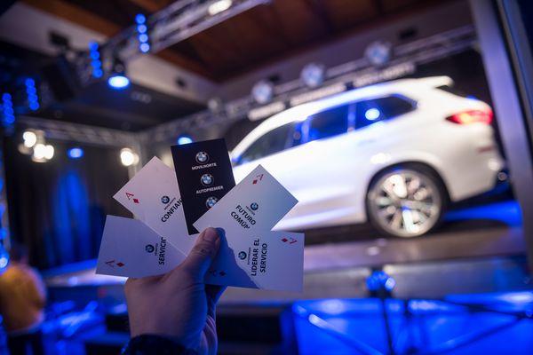 BMW Momentum Motor: Una presentación mágica a cargo de Jorge Blass
