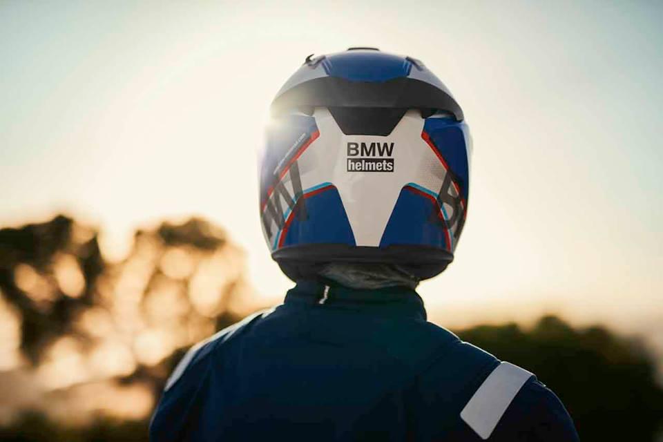 Momentum Motorrad sortea un casco BMW Street X Thunder grupo momentum motor