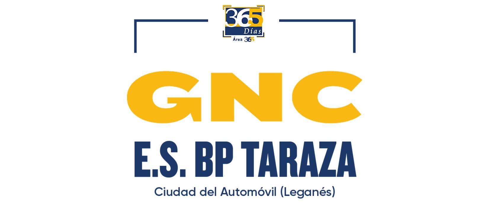 La ES BP Taraza inaugura un nuevo punto de recarga de GNC en Ciudad del Automóvil de Leganés
